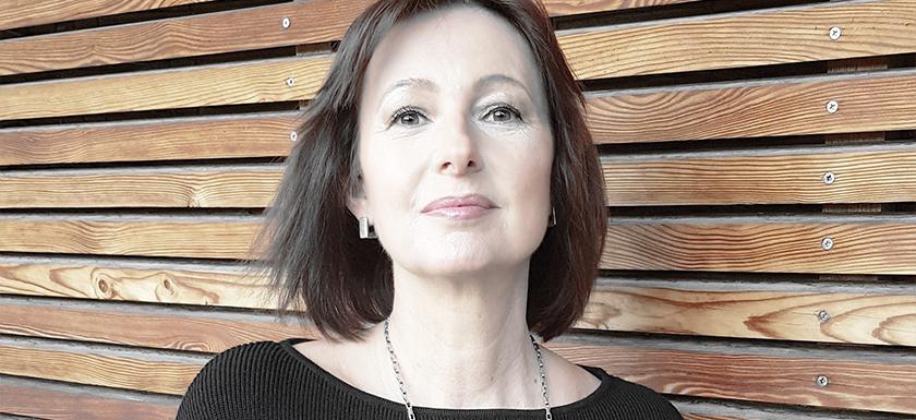 Portrait der Autorin