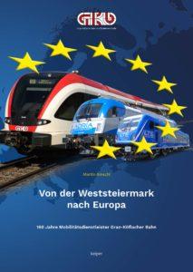 Cover Graz-Köflachbahn - 160 Jahr-Jubiläum